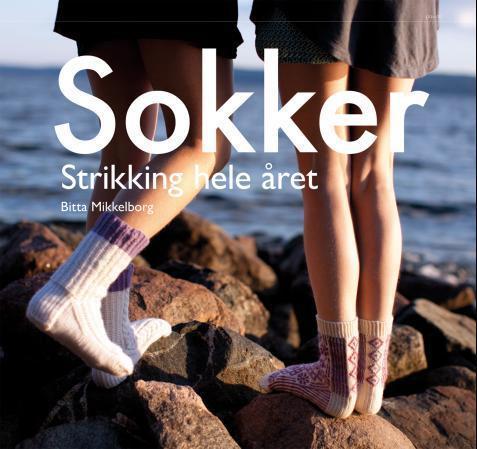 SOKKER STRIKKING HELE ÅRET